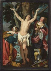 San Sebastiano (di Bernardo Strozzi)