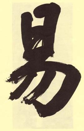 i ching - ideogramma Yi 4