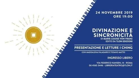 divinazione e sincronicità a Roma
